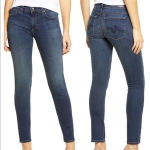 AG The Prima Cigarette Leg Skinny Jeans Size 24R